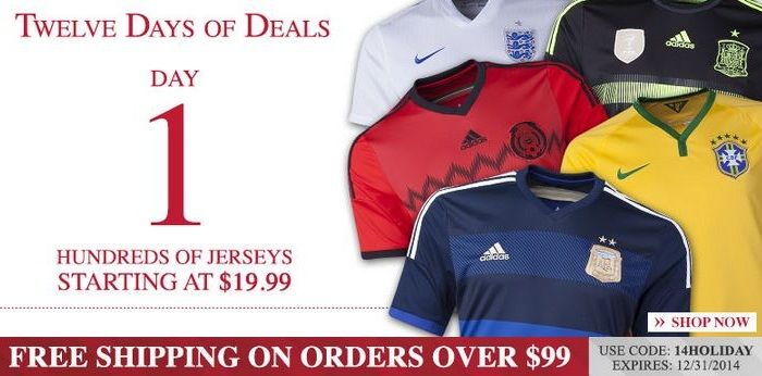 Jersey Deal Day1