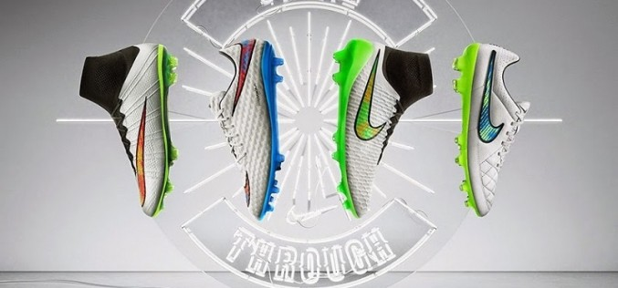Nike Shine Through Collection – Choose Your Boot!