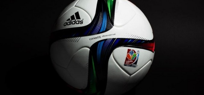 Official WWC Match Ball Released – adidas Conext15