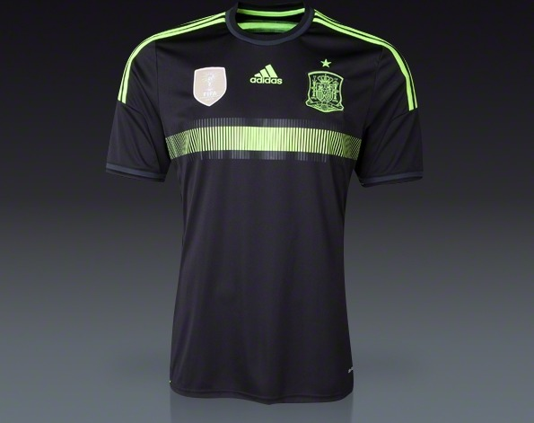 spain world cup jersey 2014