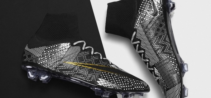 "Nike Releases 2015 ""BHM"" Collection – Mercurial Superfly BHM"