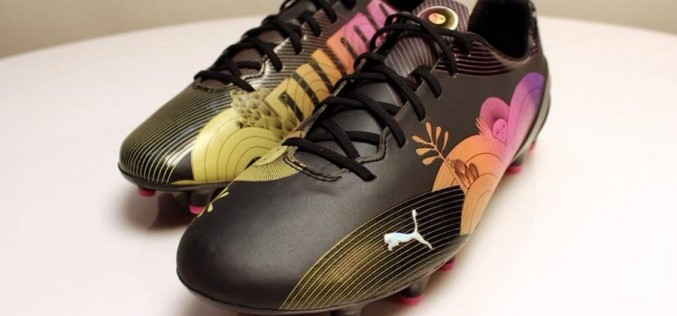 Puma evoSPEED 1.3 Africa – African Cup of Nations Edition