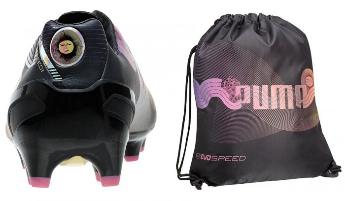 evoSPEED 1.3 Africa + Boot Bag