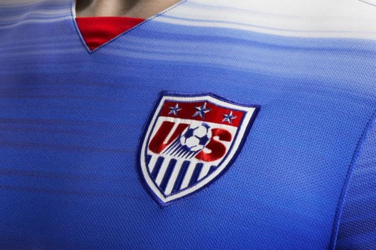 US Away 2015 Crest