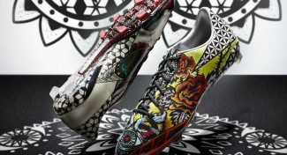Adidas Release Limited Edition adiZero f50 Tattoo Pack