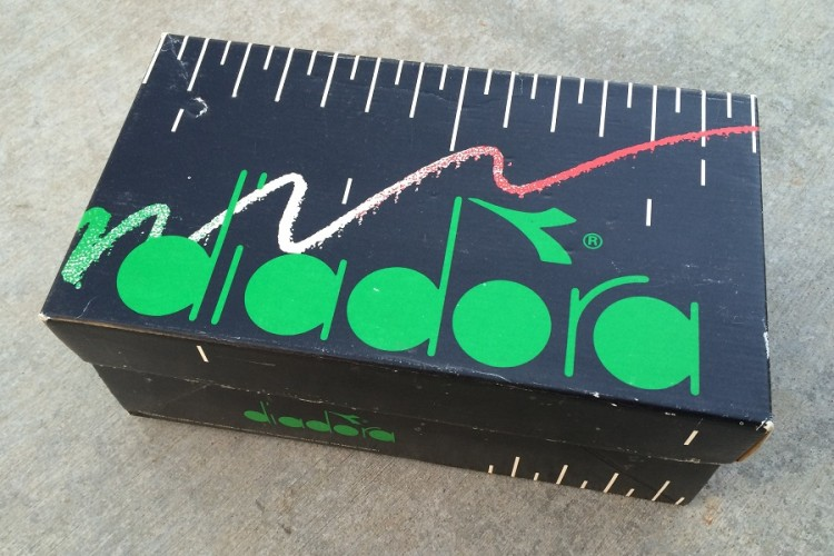 Diadora Mondiale Original Box