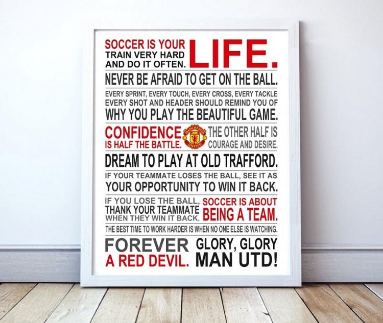 Manifesto Man Utd