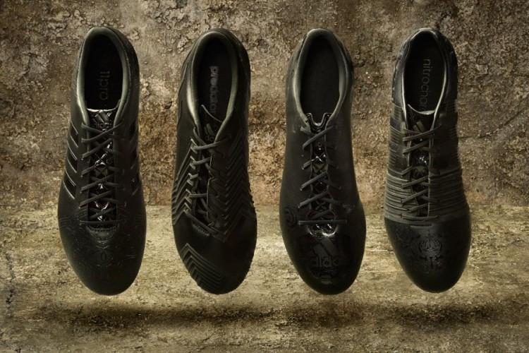 New Adidas Black Pack