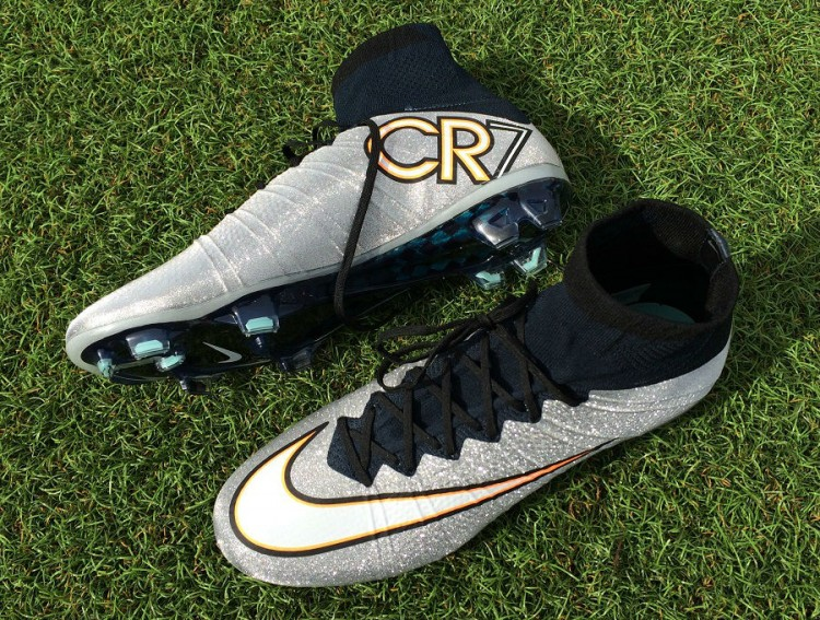 Nike Superfly CR7 Silverware Profile