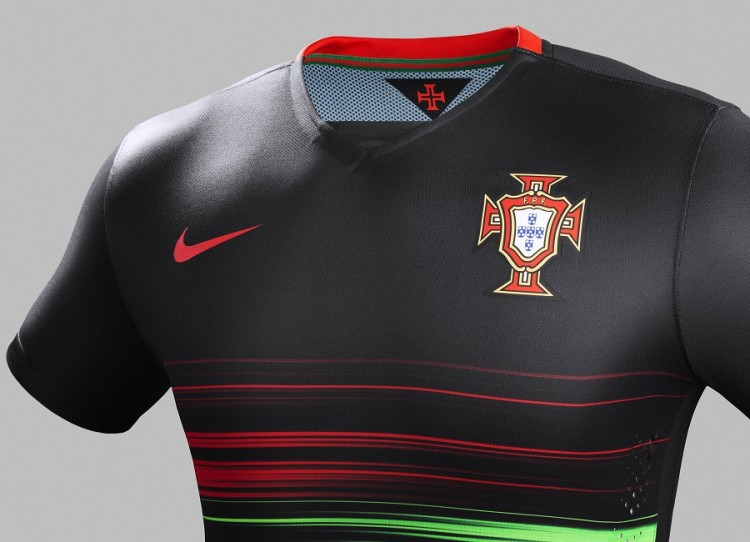 Portugal Away Kit 2015