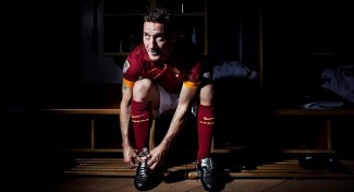 Francesco Totti's Boots Like You've Never Seen Them Before!