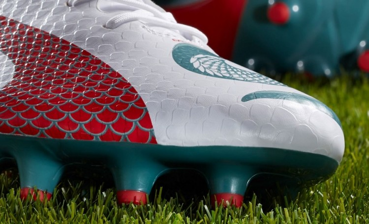 Forefoot of Dragon evoSPEED 1.3
