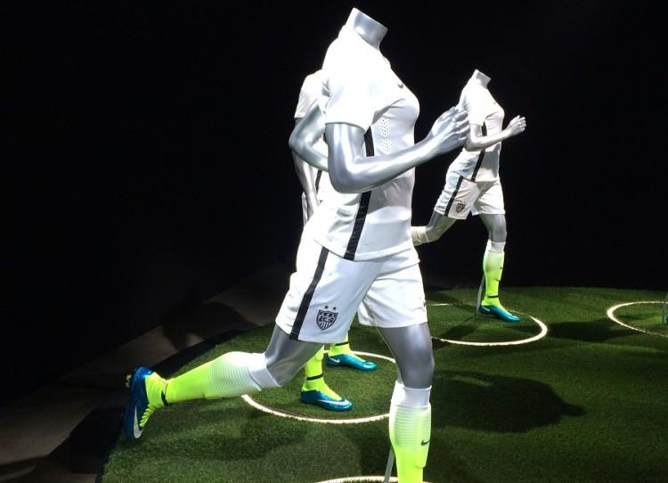 Nike USWNT Jersey 2015