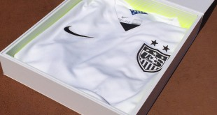 USWNT Jersey 2015 World Cup