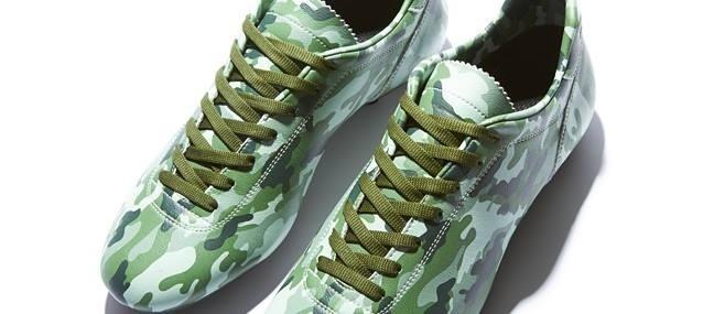 pantofola d'oro camo