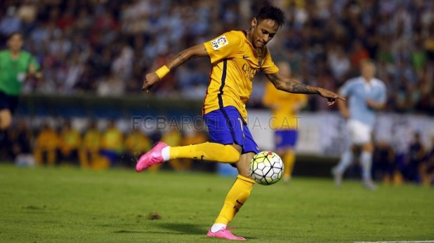 Neymar in Mercurial Vapor