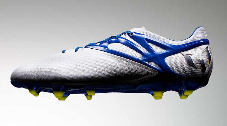 White Messi15 Sideview