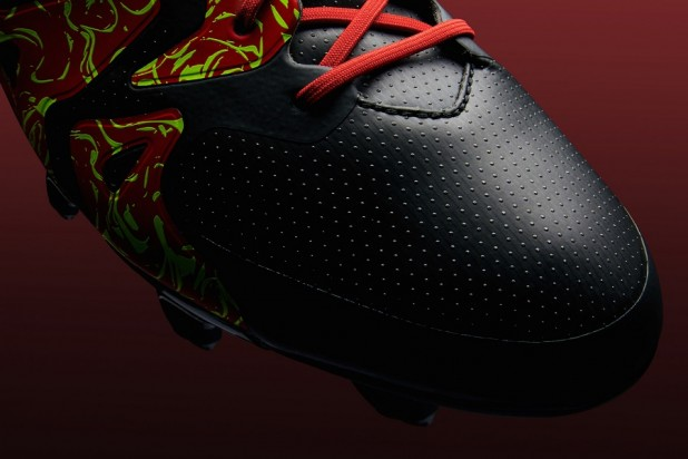 X15 Glorious Pack Forefoot