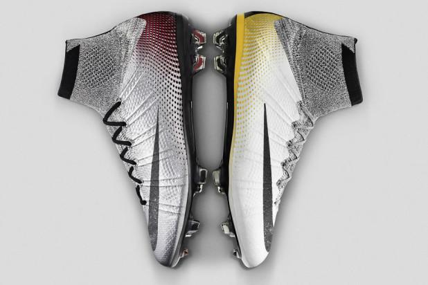 Nike CR7 324K Gold and Quinhentos