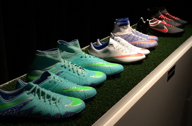 Nike Soccer Pack Women's Collection 2016