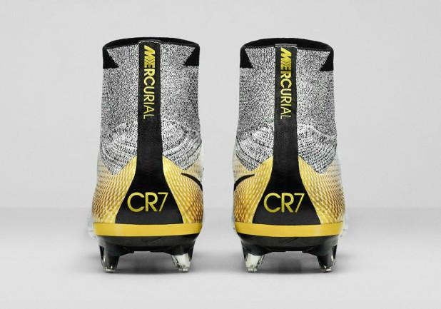 Superfly CR7 324K Gold Heel