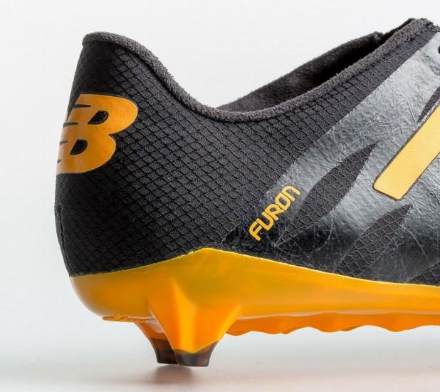 Furon Black Impulse Heel