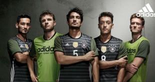 German Away Team