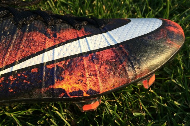 Nike Savage Beauty Superfly Up Close Silhouette