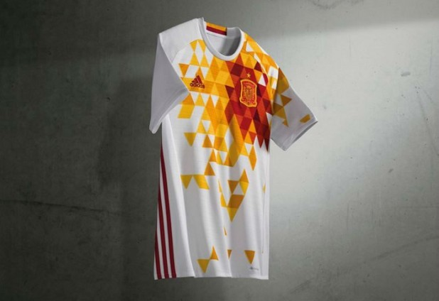 Spain Away Euro 16