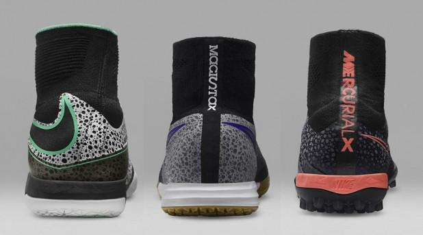 NikeFootballX Safari Pack