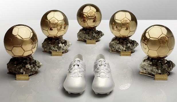 Ballon d'Or Messi 15