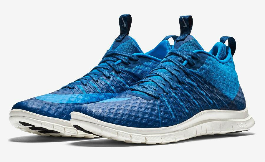 Nike Hypervenom Libre 2 Fs Bleu