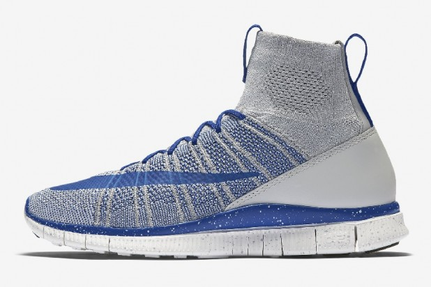 Nike Free Mercurial Superfly Profiled