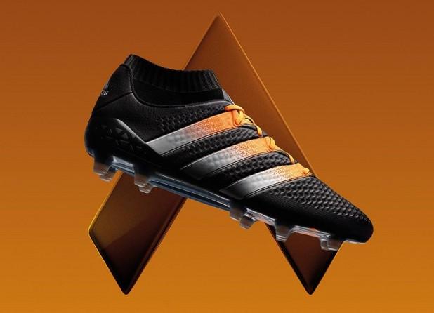 Adidas Ace16+ Primeknit Gold