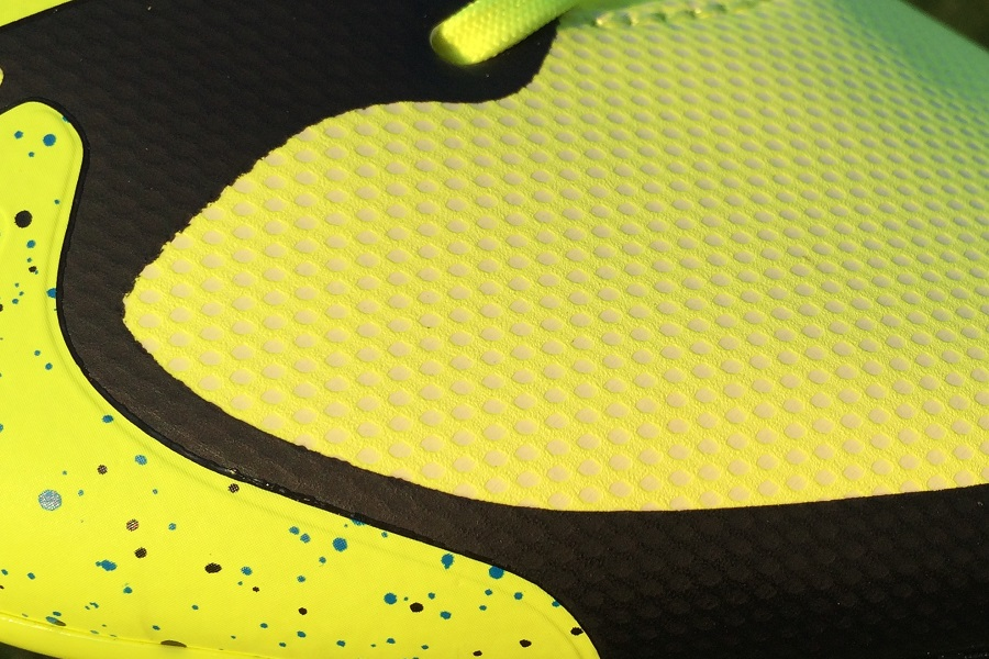 reputable site a860f eb503 adidas x15 2 upper close up