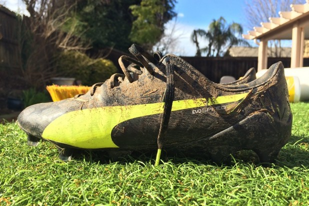 Cleaning Soccer Cleats