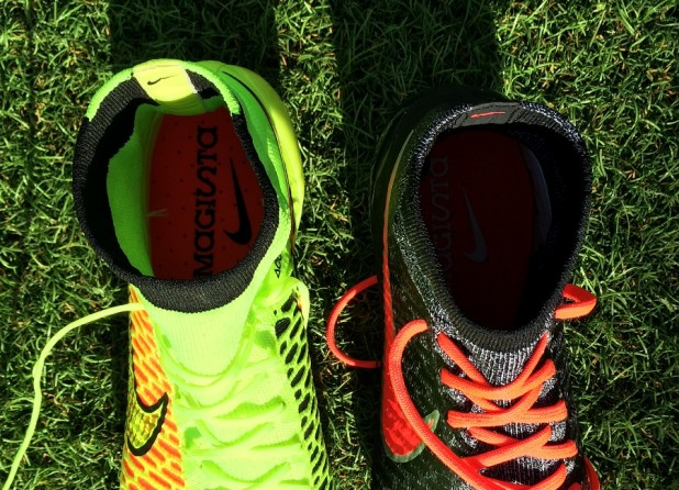 Comparing Mens and Womens Magista
