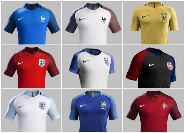 New Nike Vapor Kits