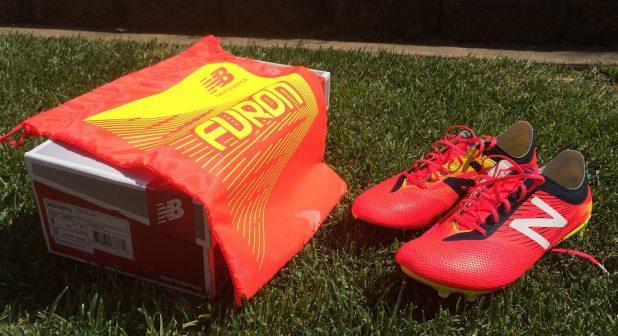 New Balance Furon 2 Box Plus Boot Bag