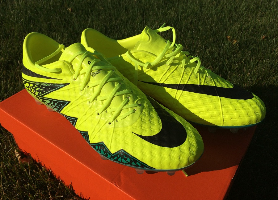 Nike Hypervenom Phinish II - Boot Review | Soccer Cleats 101