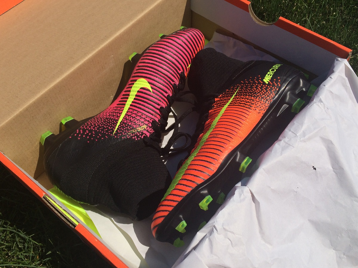 Nike Mercurial Superfly V - Boot Review | Soccer Cleats 101