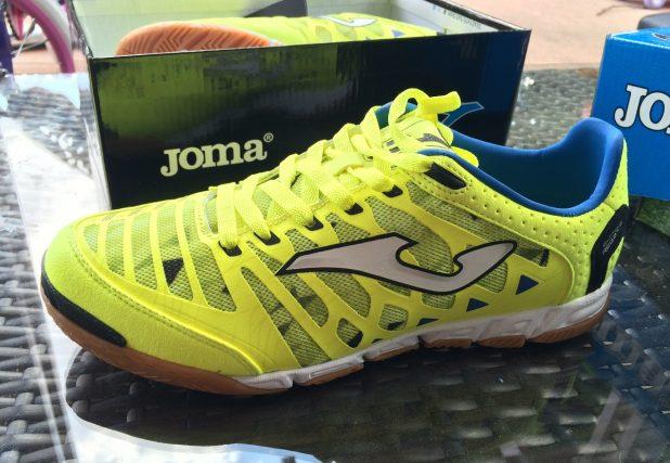 Joma Super Regate Side Profile