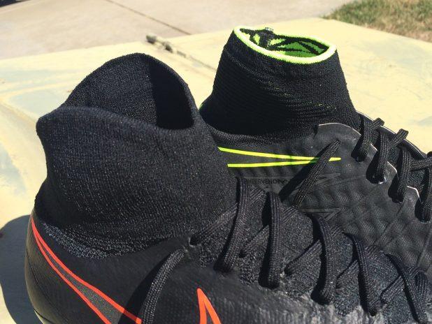 Nike Magista vs Hypervenom Mid Cut Collars