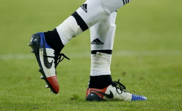 Pogba Custom French Boots