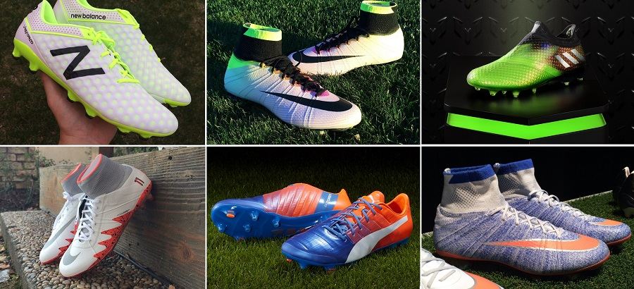 7c5ce09f224 The Best 25 Boot Colorways Released in 2016
