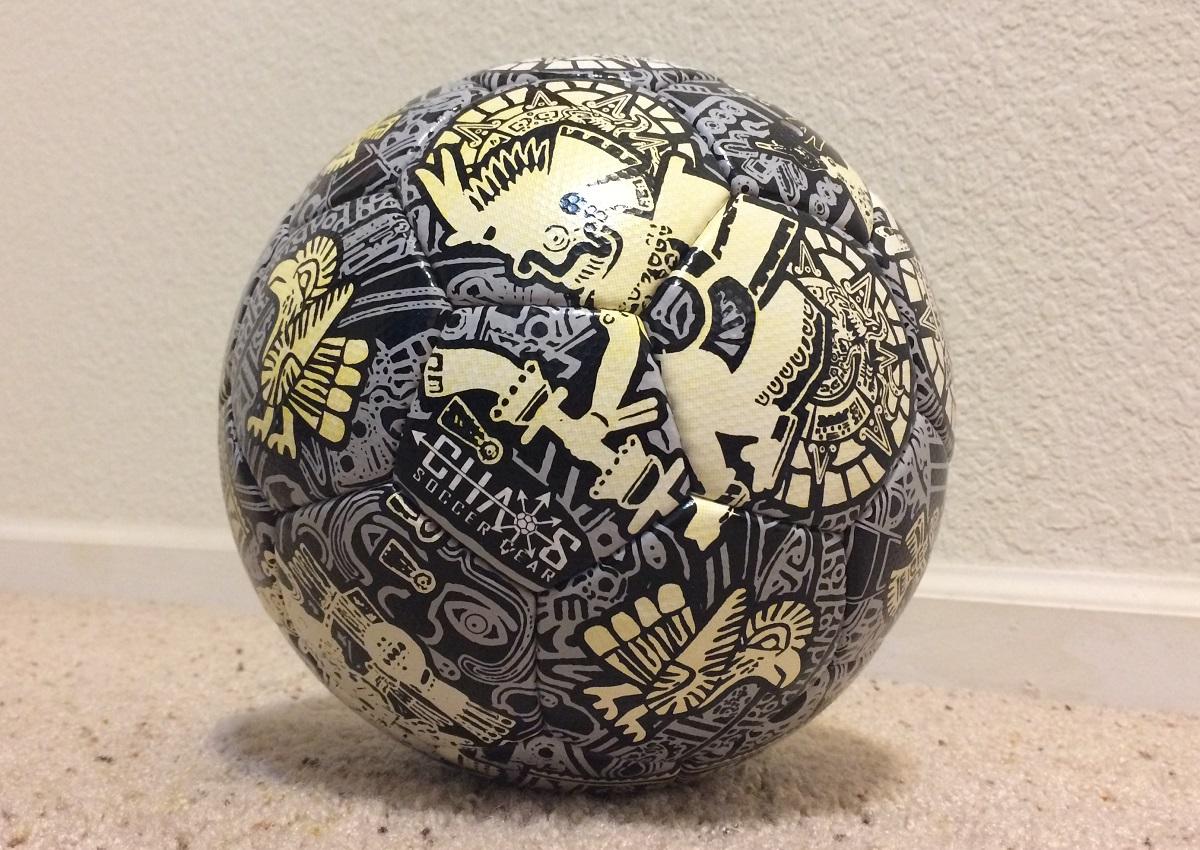 new styles 30a75 a4b4c ... Chaos Soccer Gear Azteca ...