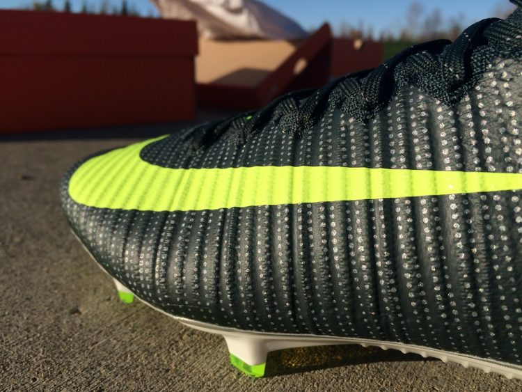 Mercurial Superfly CR Chapter 3 Upper Design