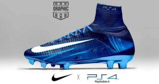 Nike Mercurial PS4 featured