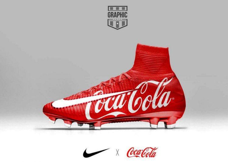 Nike Mercurial Superfly Xmas CocaCola