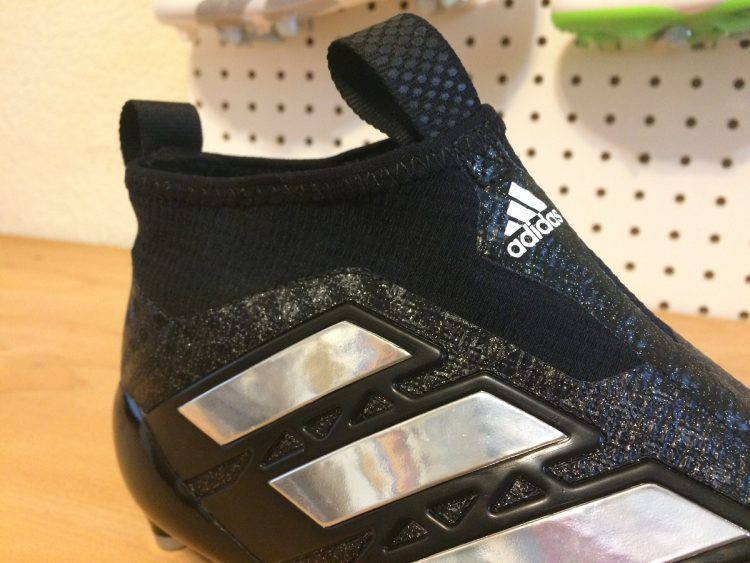 adidas Ace17+ PURECONTROL Checkered Black Ankle Lining